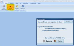 Paf-ECF-Cancelar-Cupom-Fiscal