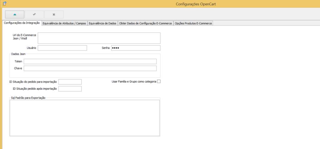 Integração ERP com Loja Virtual