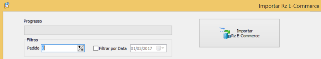 Obter Pedidos da Loja Virtual OpenCart