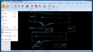 Modelagem de Roupas no RZ CAD Têxtil