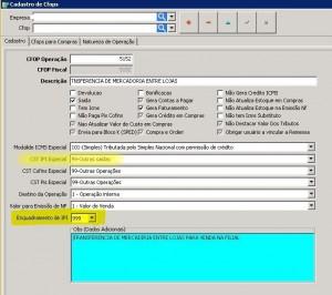 Configurando Enquadramento IPI Rz Erp